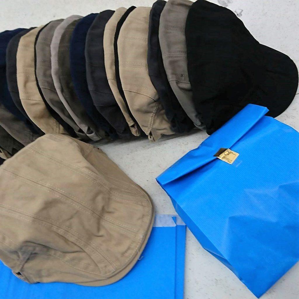 casquettes hommes cadeaux seniors